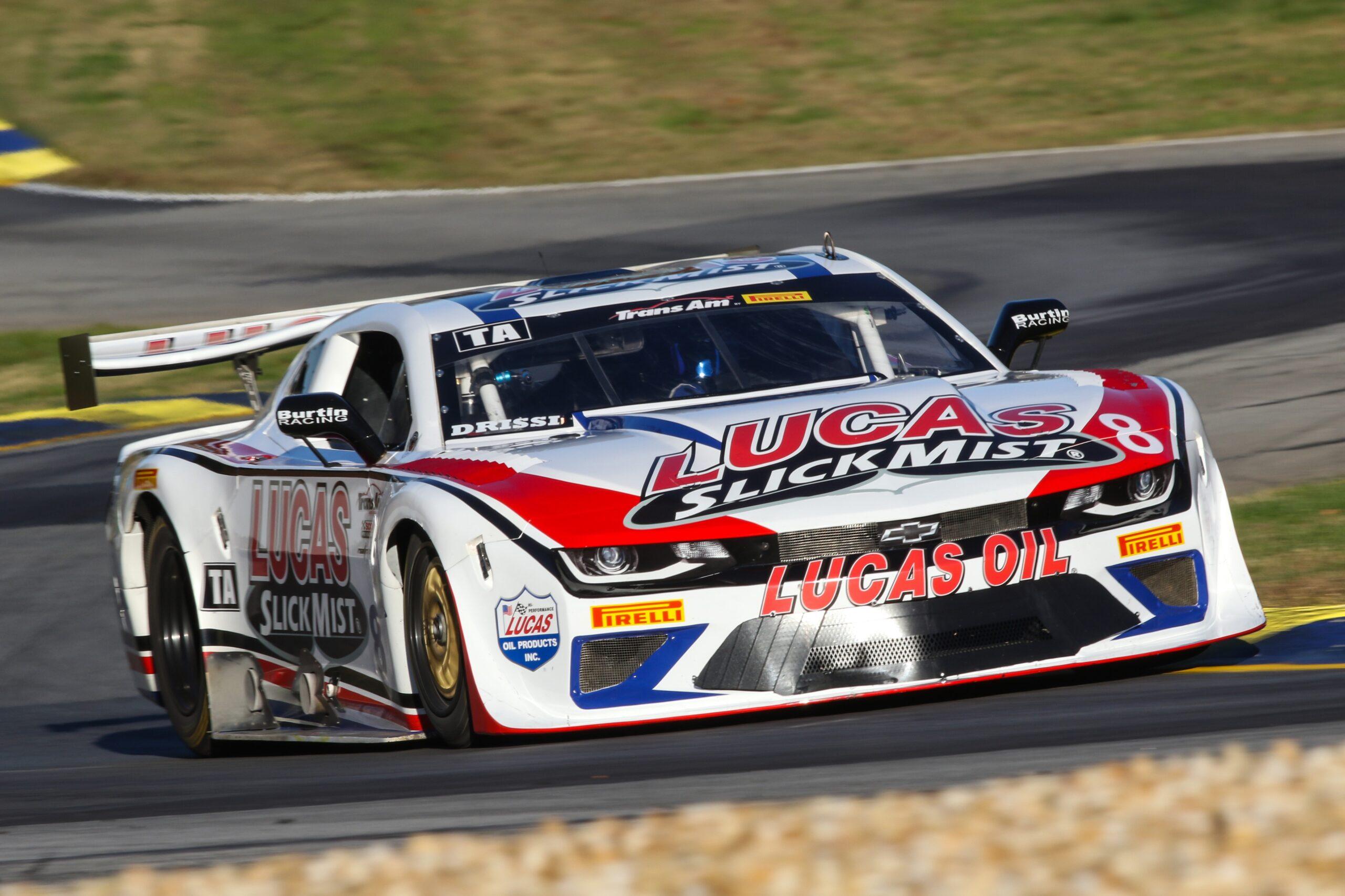 Lucas SlickMist Driver Tomy Drissi Heads To Road Atlanta After Strong Season Start