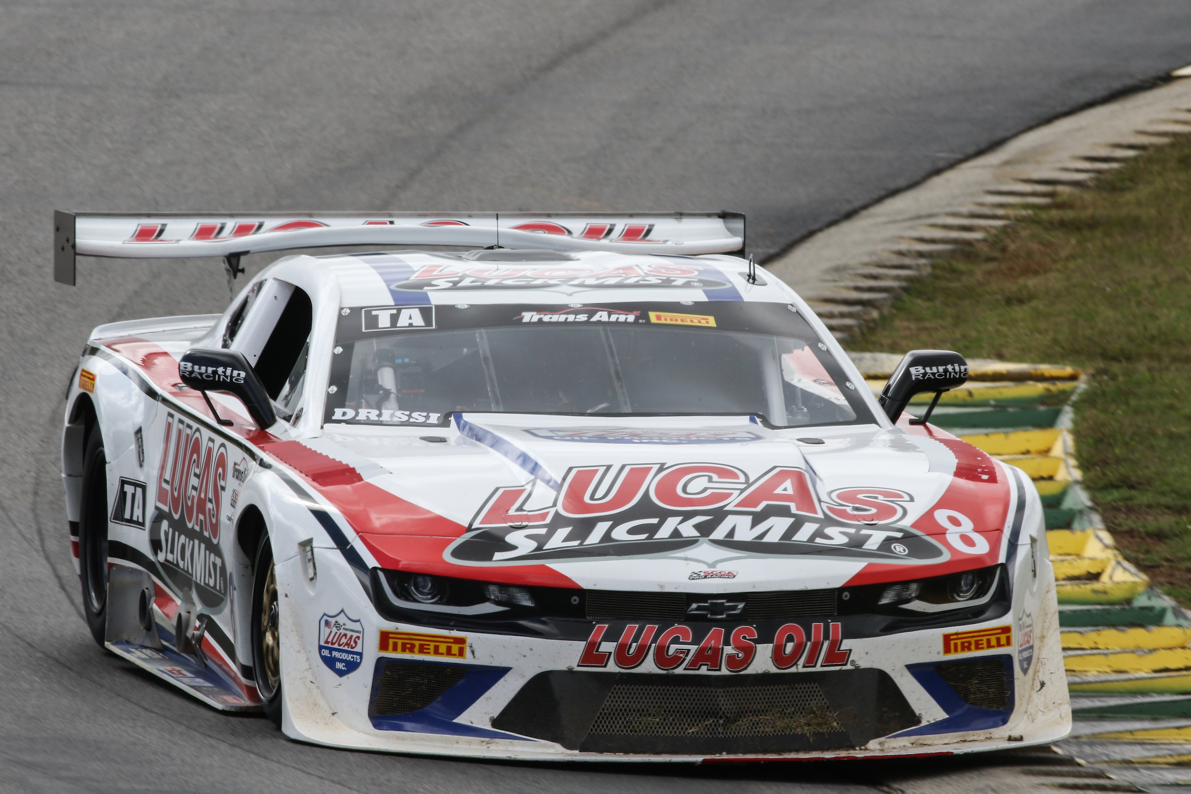 Lucas SlickMist Driver Tomy Drissi Finishes Watkins Glen Double Header With Ups and Downs