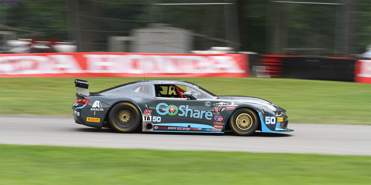 Austrian Ace Ragginger Back with Burtin Racing at Road America