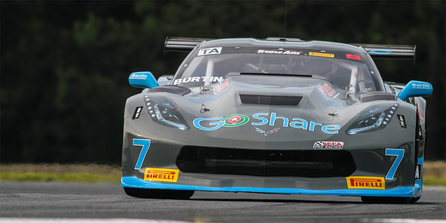 Burtin Confident in Indianapolis Ahead of Historic Trans Am Event