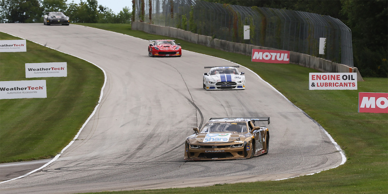 Burtin Racing Roar Back With Boris Said, Notching Podium Second at Road America