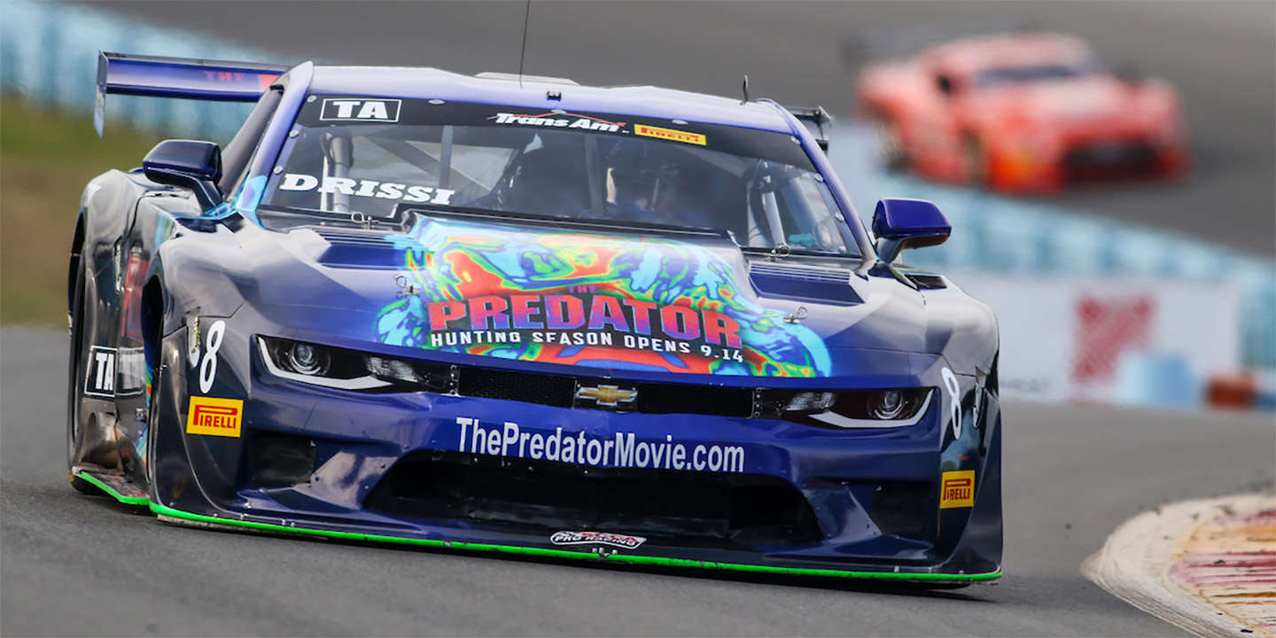 Burtin Racing Victorious with Drissi and Loshak on top at The Glen