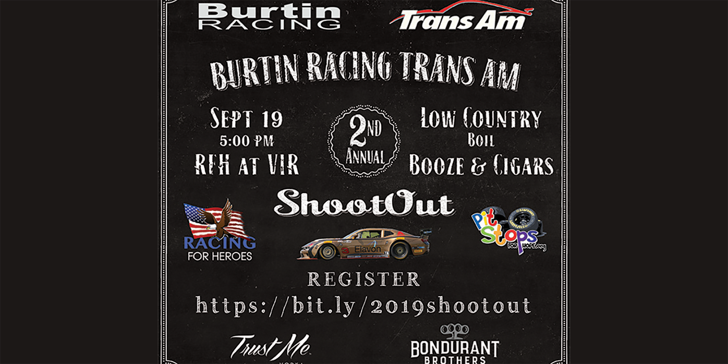 Burtin Racing to Host 2nd Annual Social Shootout