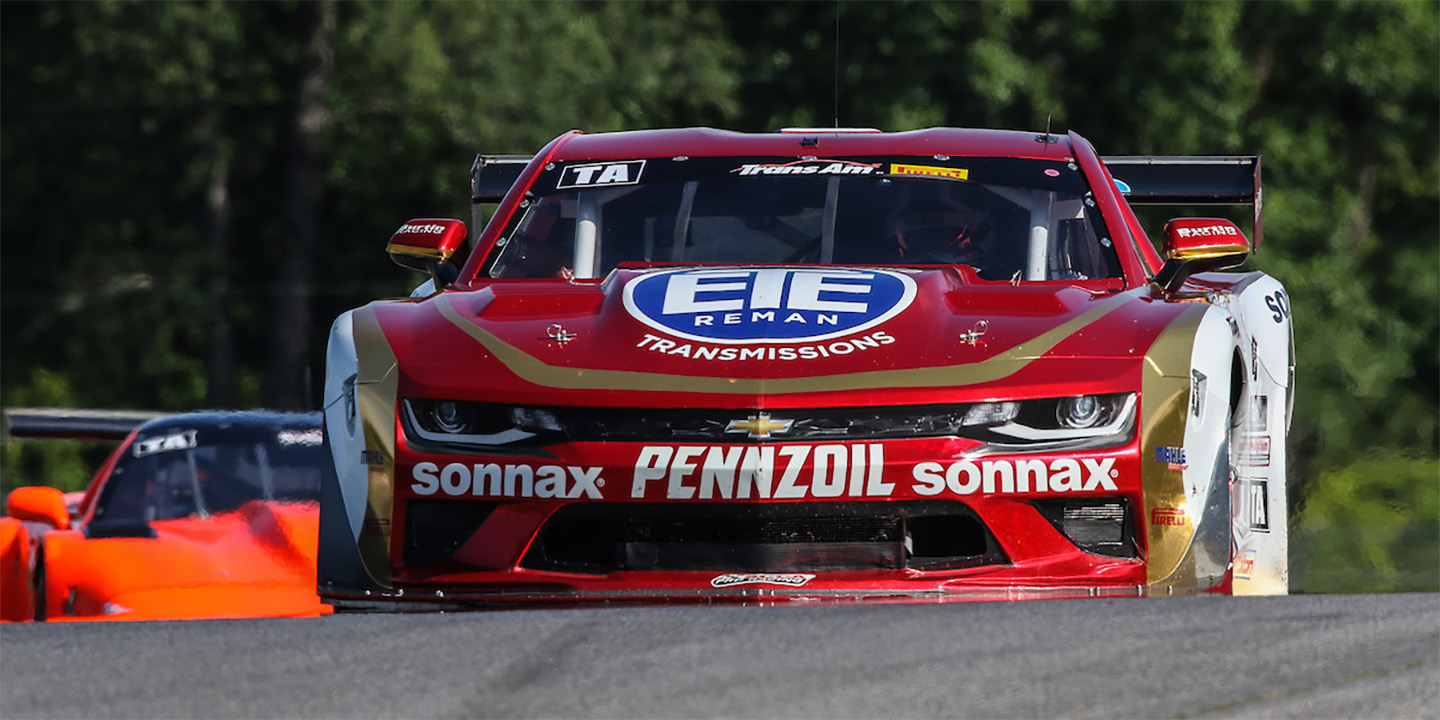 Burtin Racing turns up Podium for Loshak but bad luck for Drissi at Mid Ohio Trans Am
