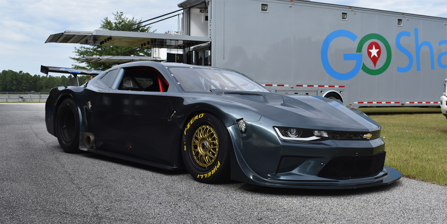 Chevrolet Camaro Debut Set for Burtin Racing at Mid-Ohio