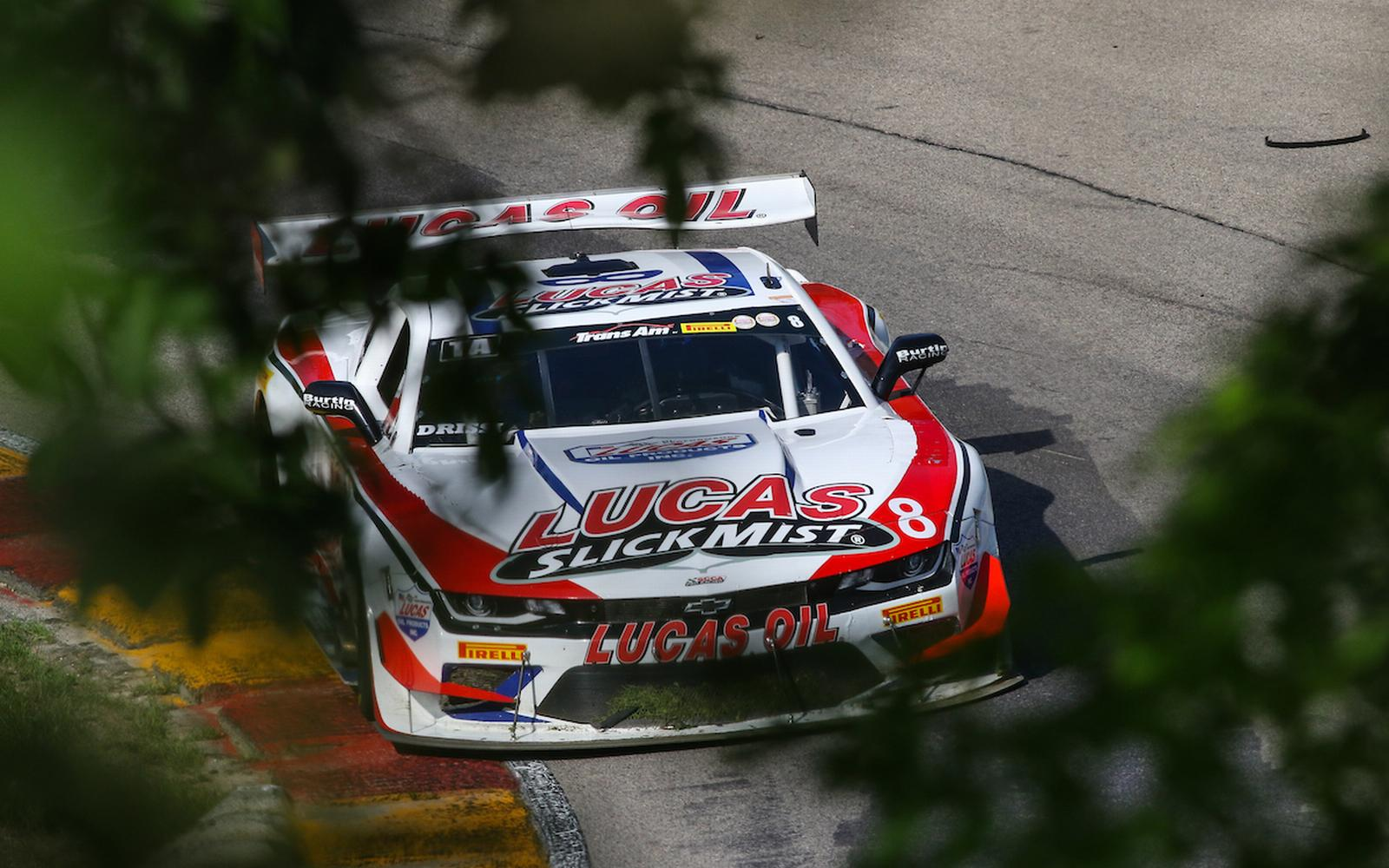 Lucas Oil SlickMist Driver Tomy Drissi Looking to Continue Momentum into Road America Weekend