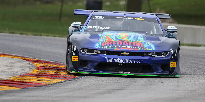 Predator Drissi and Championship chasing Loshak primed for Virginia Trans Am