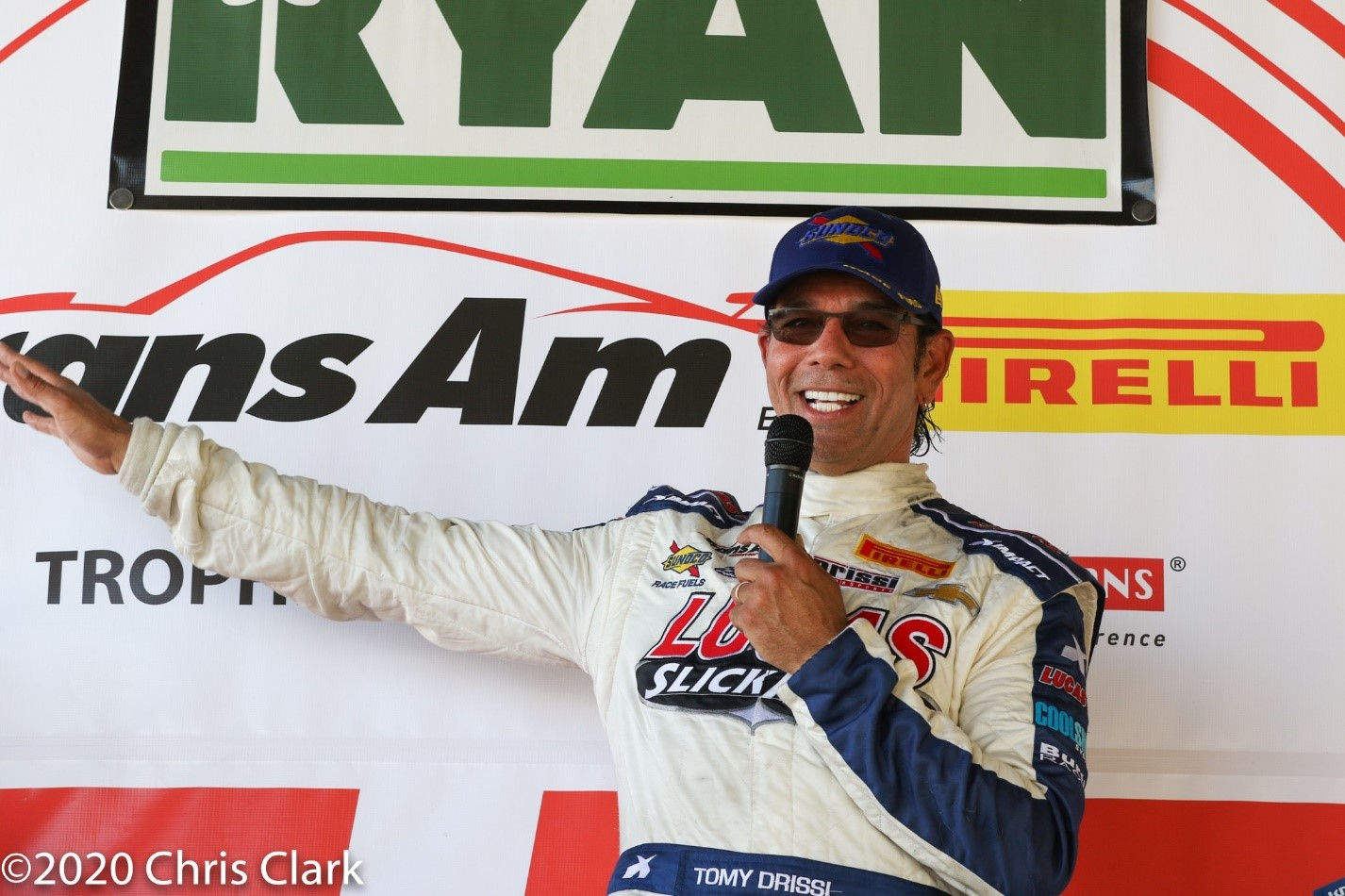 Tomy Drissi and Lucas SlickMist Returning to Historic Road America