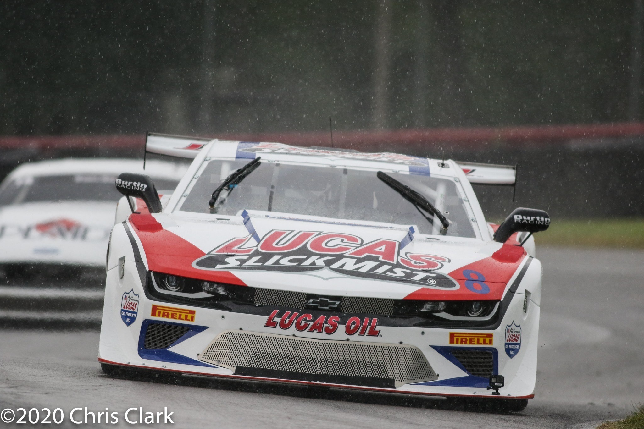 Tomy Drissi and Lucas SlickMist head to the Road Atlanta Double Header as Trans Am Season Comes to a Close