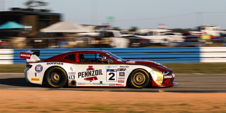 Top Five Drive at Sebring for Loshak and Burtin Racing