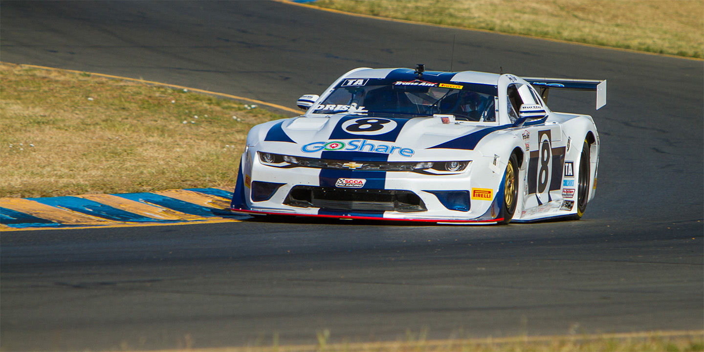 Trans Am West Up Next for Drissi and Burtin Racing at Portland Vintage Racing Festival