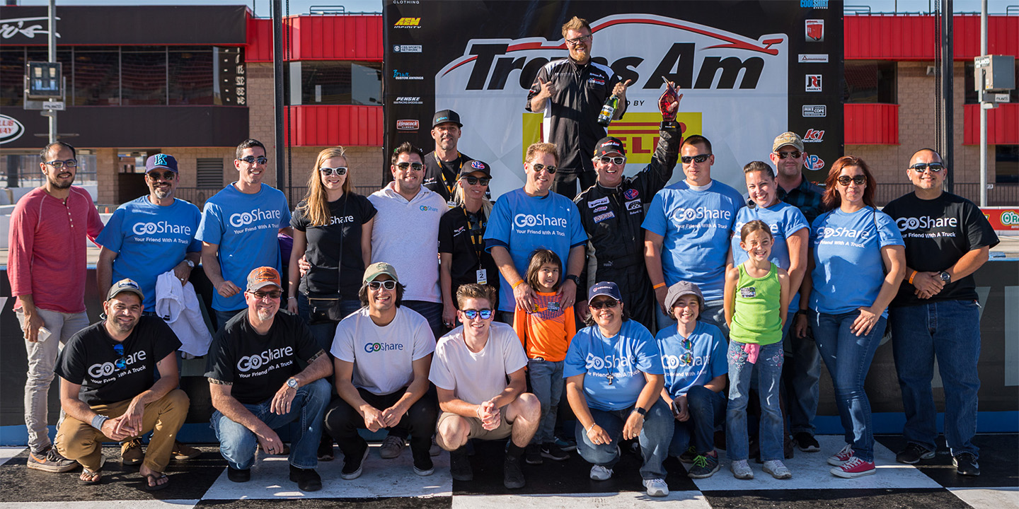Wall Claims Second Consecutive Podium in West Coast Thriller
