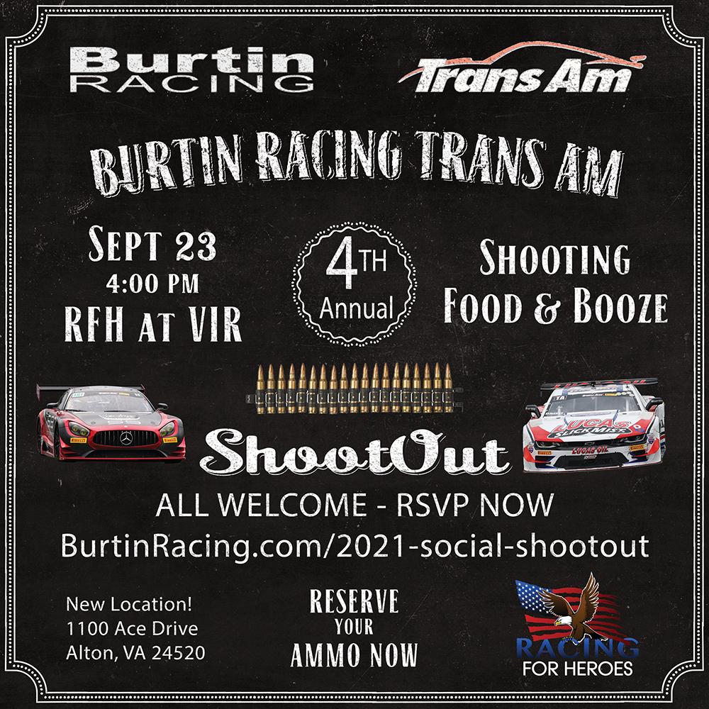 4th Annual Social Shootout This Thursday at VIR